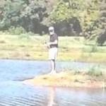 Fred gone fishin